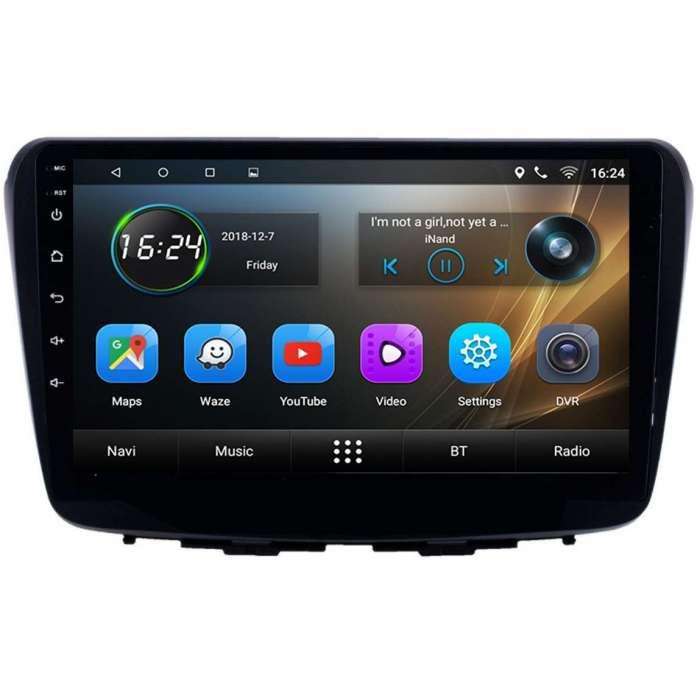 "Radio Navegador GPS Android para Suzuki Baleno (9"")"