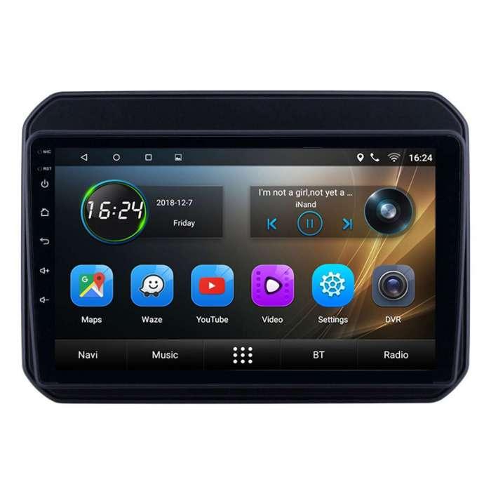 """Radio Navegador GPS Android para Suzuki Ignis (9"""")"""