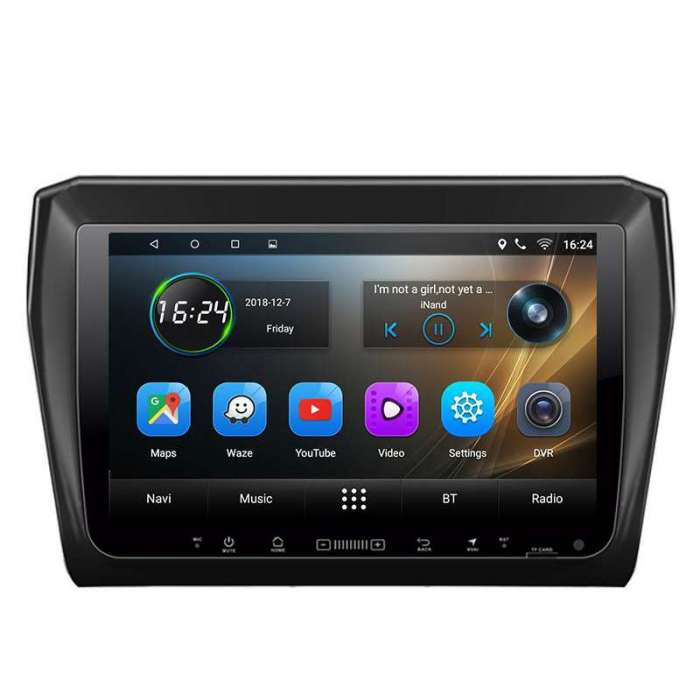 "Radio Navegador GPS Android para Suzuki Swift (9"")"