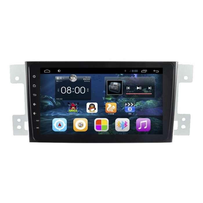 """Radio Navegador GPS Android para Suzuki Vitara (8"""")"""