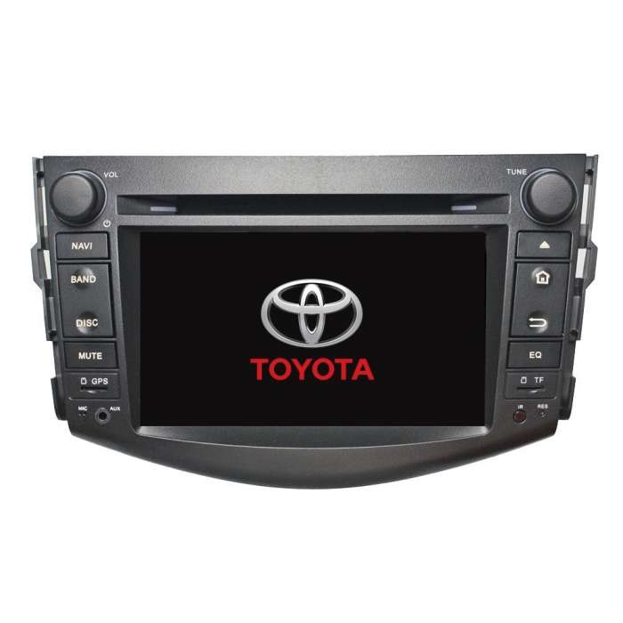 "Radio DVD Navegador GPS Android para Toyota RAV4 (7"")"