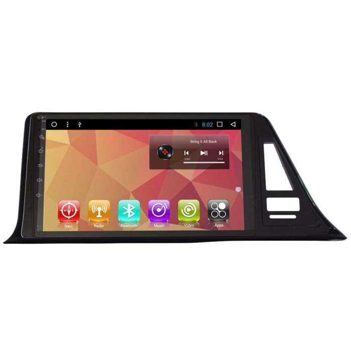 "Radio Navegador GPS Android para Toyota CH-R (9"")"