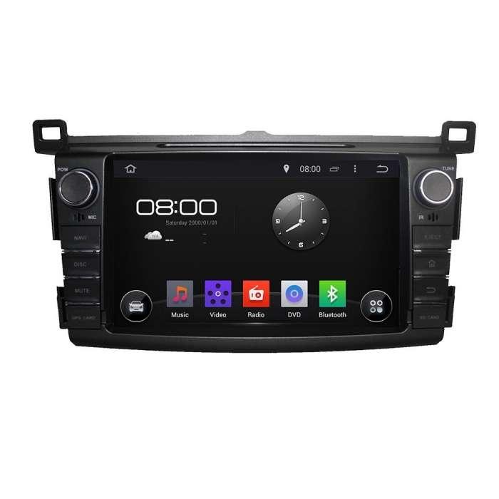 "Radio Navegador GPS Android para Toyota Rav4 (9"")"