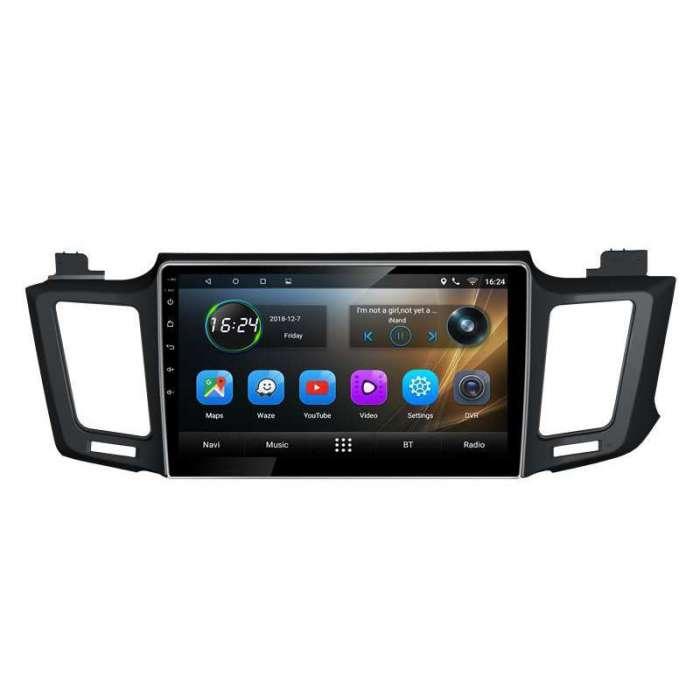 "Radio DVD Navegador GPS Android para Toyota RAV4 (10,2"")"