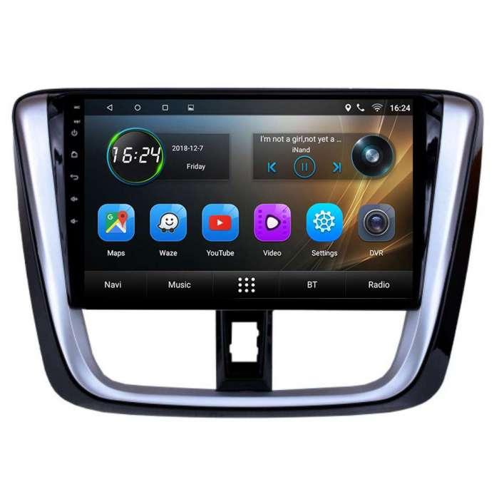 "Radio Navegador GPS Android para Toyota Yaris (10,2"")"