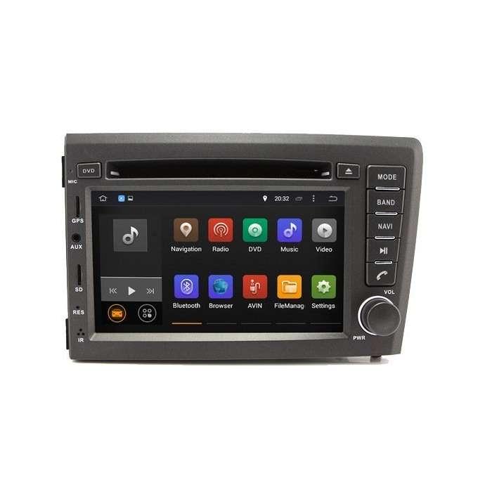 "Radio DVD Navegador GPS Android para Volvo S60 / V70 / XC70 (7"")"