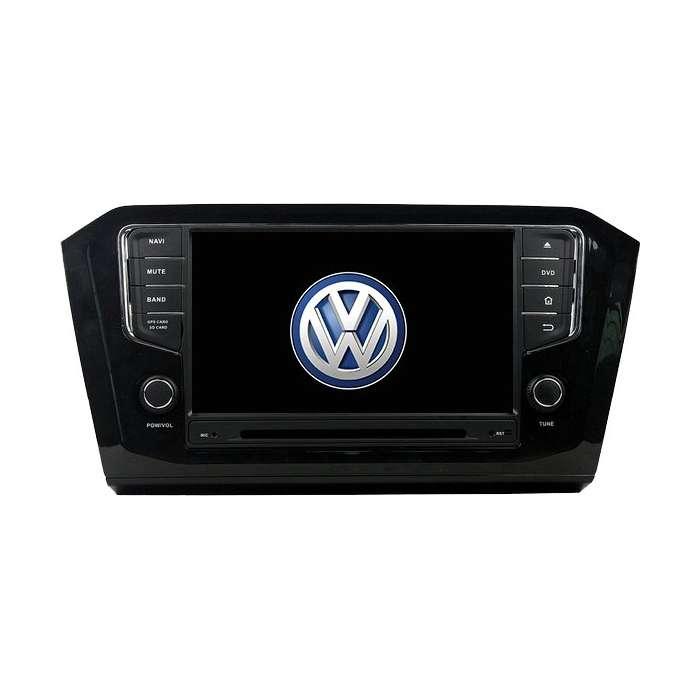 "Radio DVD Navegador Android para Volkswagen Passat (8"")"