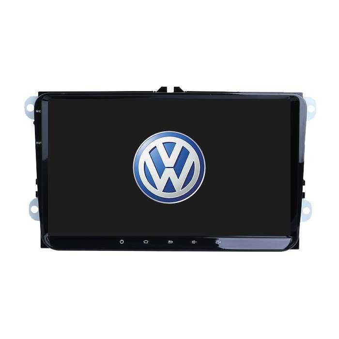 "Radio Navegador GPS Android para Volkswagen / Seat / Skoda (9"")"