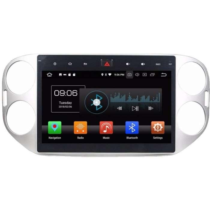 "Navegador Android para Volkswagen Tiguan (10,2"")"