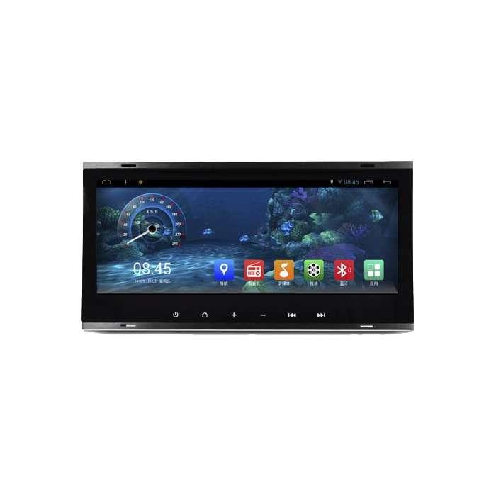 """Radio Monitor Navegador HD Android Puro para Volkswagen Touareg (8,8"""")"""