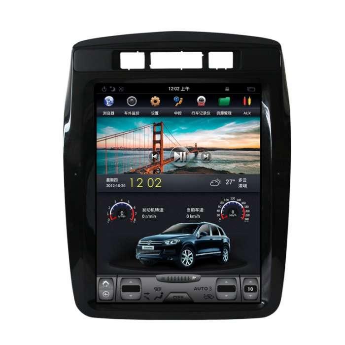 "Radio Navegador Android Tipo Tesla para Volkswagen Touareg (10,4"")"