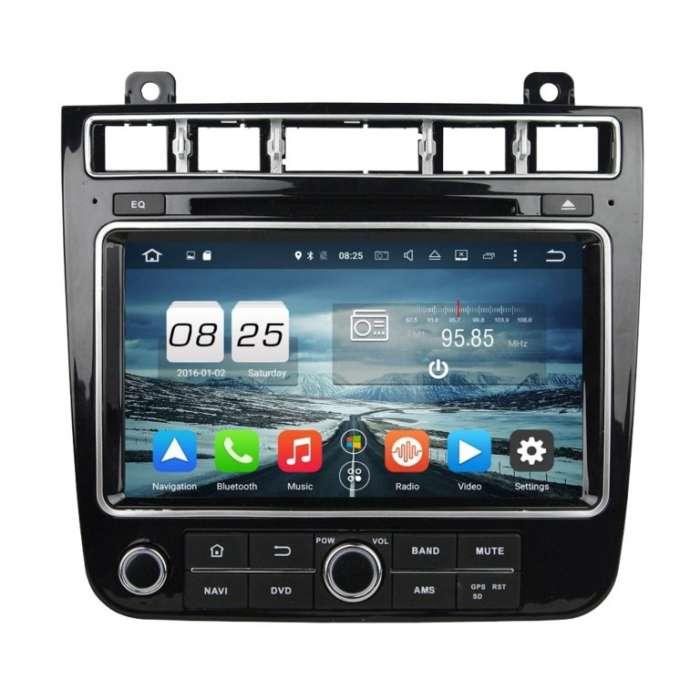 "Navegador Octa Core Android para Volkswagen Touareg (8"")"