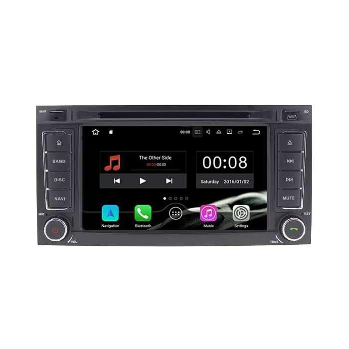 "Radio DVD Navegador Android 4G LTE para Volkswaguen Touareg (7"")"